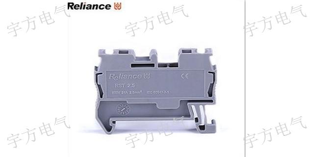 RelianceNEK4F GY 雙進雙出型接線端子瑞聯,接線端子