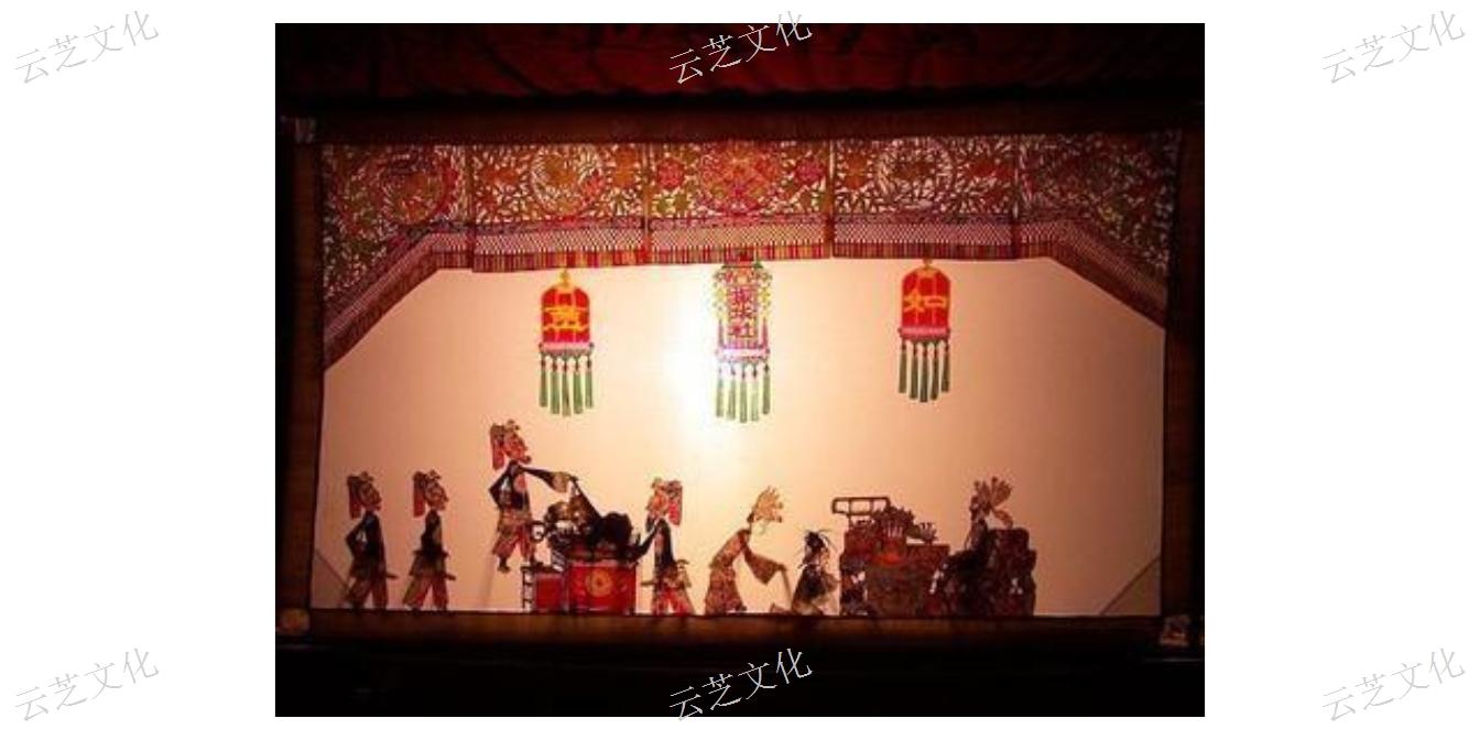 江蘇皮影戲表演 和諧共贏「 上海云芝文化傳播供應」