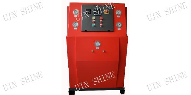 山东R680盖玛特空气填充泵工艺流程