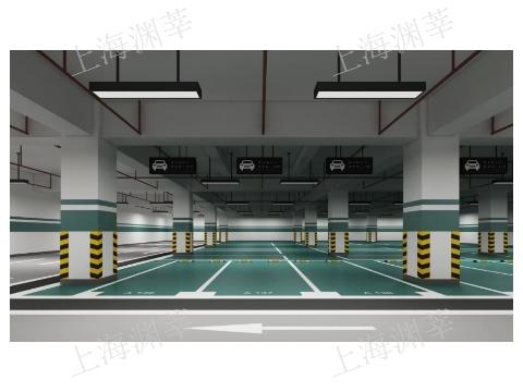 上海市大型停车场规划诚信合作,停车场规划