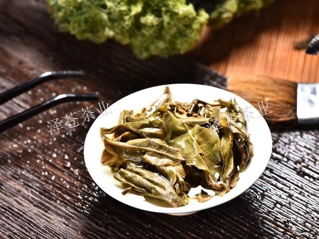云南普洱茶七子餅多少錢一盒 云南澤蒼茶業供應