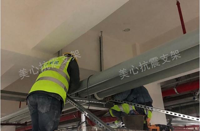 消防管道抗震支吊架定制 云南泽尔祥商贸供应