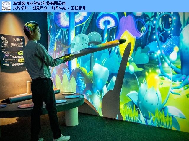 鄉村文化旅游體驗館「深圳智飛亞智能科技供應」