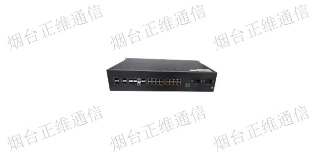 四川视频光端机与光纤收发器区别 工业交换机 烟台市正维通信技术供应
