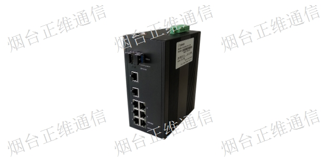 河南音频光端机与光纤收发器区别 工业以太网 烟台市正维通信技术供应