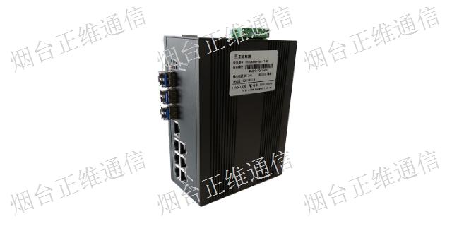 陕西以太网光端机的价格 串口转以太 烟台市正维通信技术供应