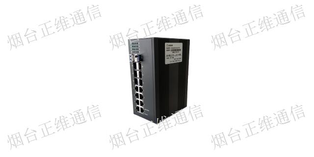 深圳PCM光端机交换机 工业交换机「烟台市正维通信技术供应」