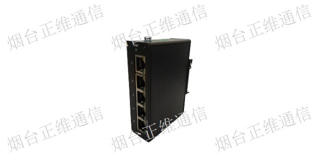 重庆模块化工业以太网交换机品牌 光端机 烟台市正维通信技术供应