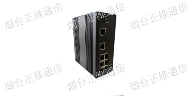 浙江工业级以太网交换机厂家 总线光端机 烟台市正维通信技术供应