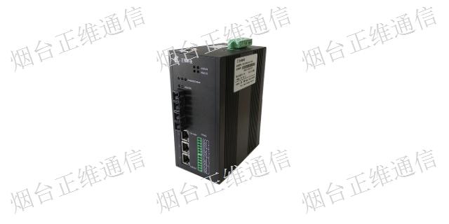 苏州单模光纤收发器型号 总线光端机 烟台市正维通信技术供应