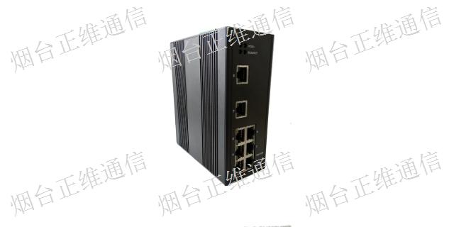 云南百兆光纖收發器型號 工業交換機 煙臺市正維通信技術供應