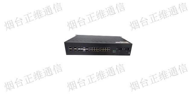 云南小型工业以太网交换机优点 工业以太网 烟台市正维通信技术供应