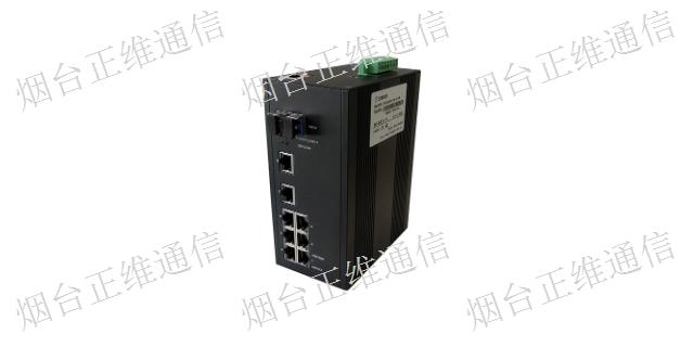 北京模塊化工業以太網交換機模塊 光端機 煙臺市正維通信技術供應