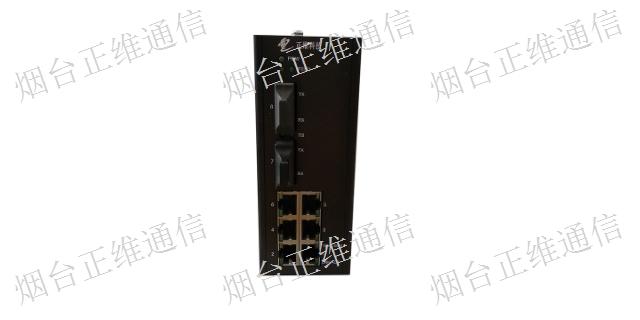 贵州小型工业以太网交换机排名 工业交换机 烟台市正维通信技术供应