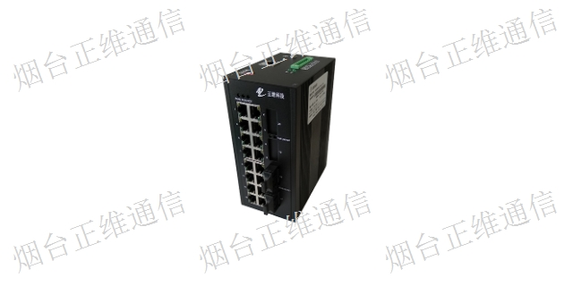 安徽正維工業以太網交換機模塊 總線光端機「煙臺市正維通信技術供應」