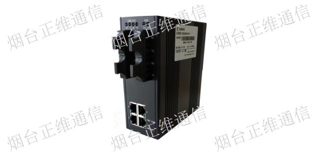 西藏专业的工业以太网应用 光端机 烟台市正维通信技术供应