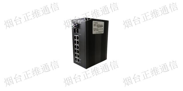 四川專業的工業以太網應用生產廠家 串口轉以太 煙臺市正維通信技術供應