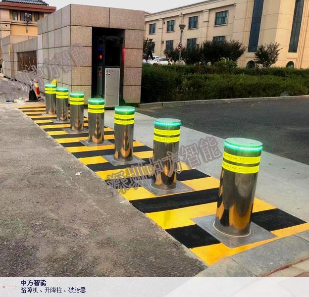 广东升降路障上门安装 深圳市中方智能供应