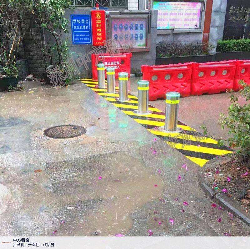 核电站防冲撞升降路障**品牌「深圳市中方智能供应」