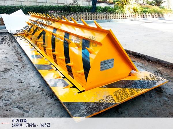 天津阻车器有什么好品牌 深圳市中方智能供应