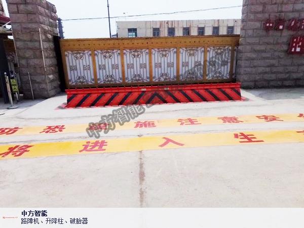 内蒙古阻车器有什么好品牌 深圳市中方智能供应