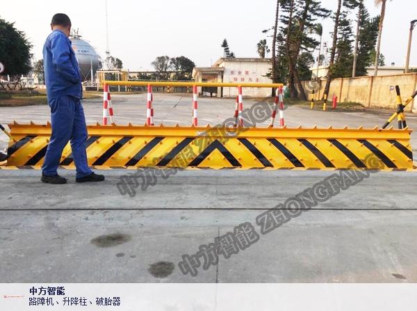西藏阻车器厂家批发价格 深圳市中方智能供应