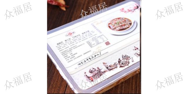 山东手工猪皮冻哪家品质更好 麻辣笋丝「烟台众福居食品供应」