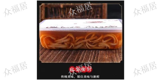 青岛手工猪皮冻怎么做好吃,猪皮冻