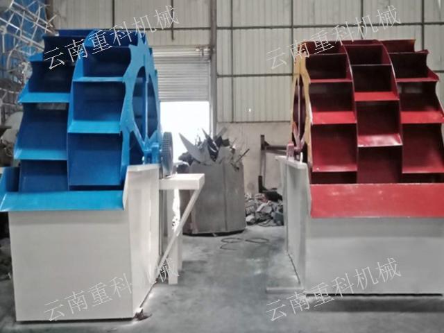 麗江旋轉式洗砂機現貨供應