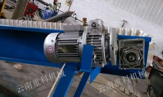 云南皮帶輸送機支架報價 云南重科機械設備供應;