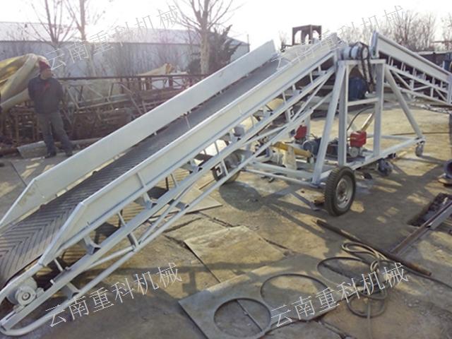 昆明皮帶輸送機減速機價格 云南重科機械設備供應