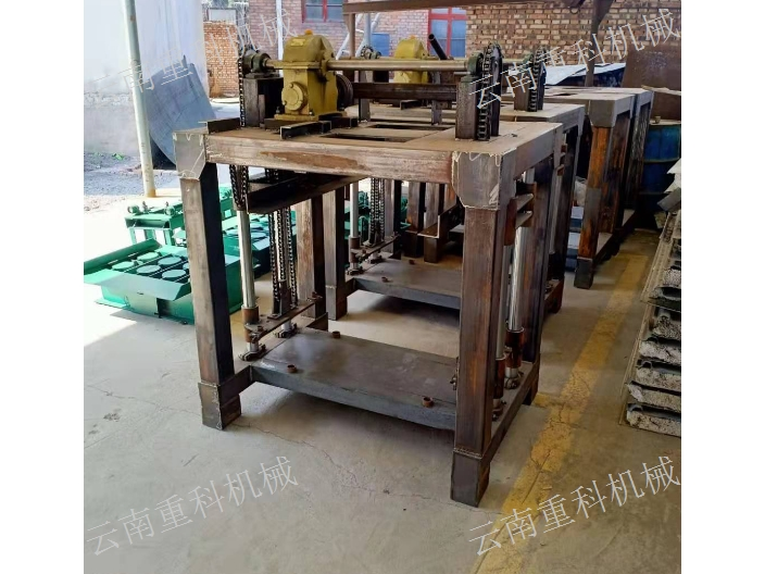 昆明水泥磚機 云南重科機械設備供應;