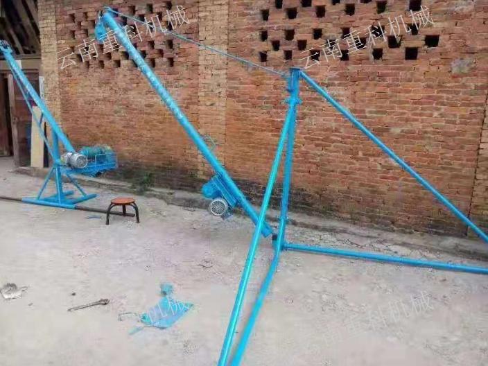 昆明小型建筑小吊機訂購電話 云南重科機械設備供應
