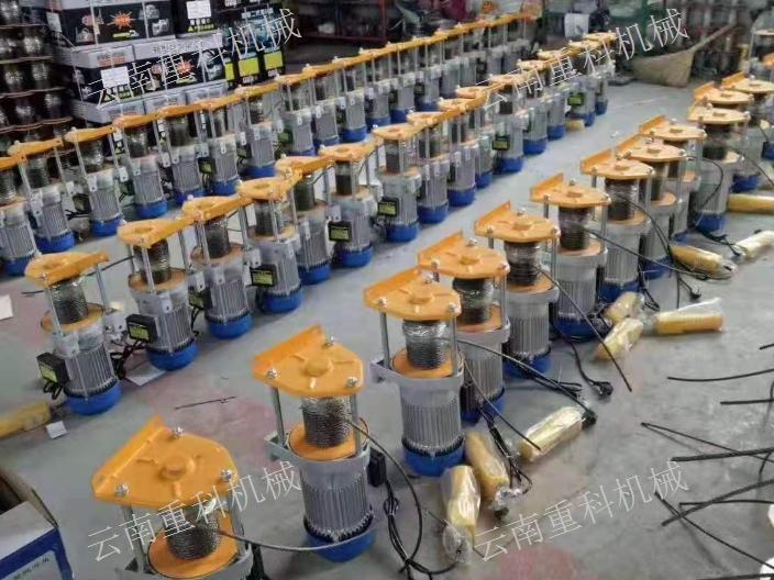 昆明八桿吊報價 云南重科機械設備供應