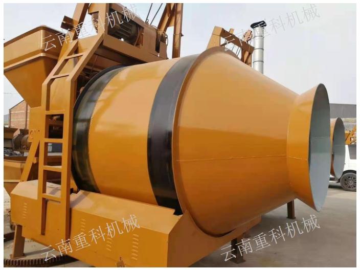 昆明全自動混凝土攪拌機廠家 云南重科機械設備供應