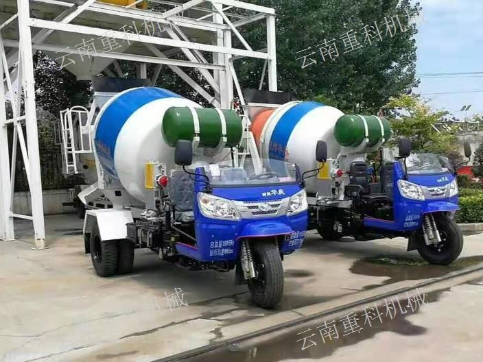 云南立式搅拌机批发价格 云南重科机械设备供应