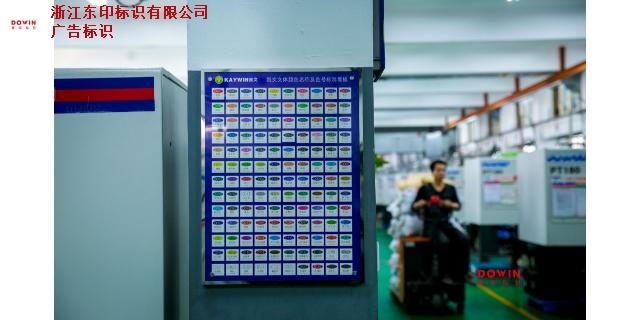 金华吸塑字定做 贴心服务「浙江东印标识供应」