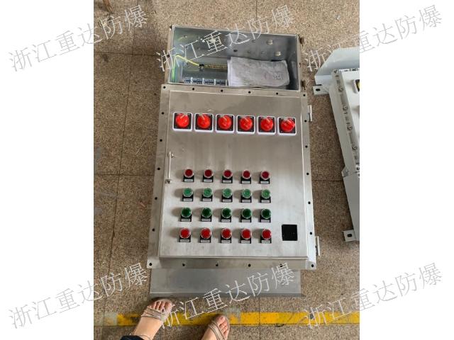加油站防爆控制箱怎么樣 歡迎咨詢「浙江重達防爆電器供應」