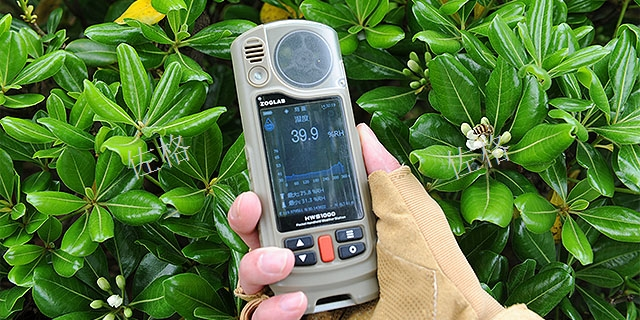 农业手持式气象仪技术指标