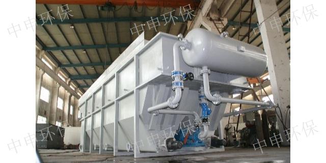 上海气浮设计 多少钱 中申供