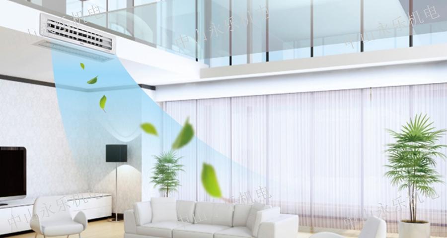 广州直销三匹冷暖风管机零售价