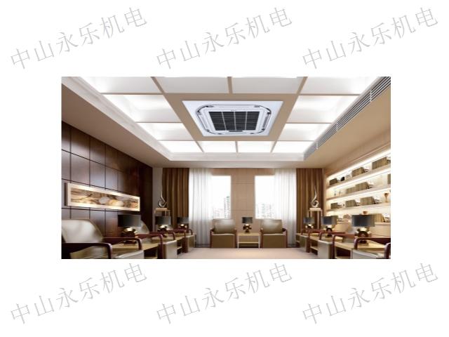 官方授权经销志高5匹单冷中央空调安装,志高5匹单冷中央空调