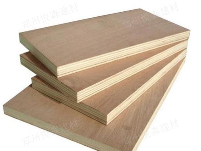 重庆建筑工程多层板批发 厂家直销  郑州市悦森建材供应