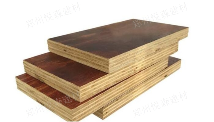 陕西竹胶板多少钱一根 诚信为本  郑州市悦森建材供应