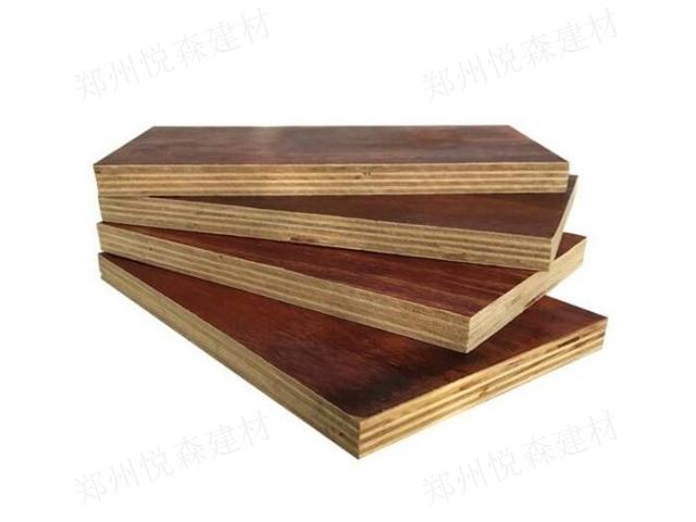 陕西建筑工程竹胶板零售 欢迎咨询  郑州市悦森建材供应