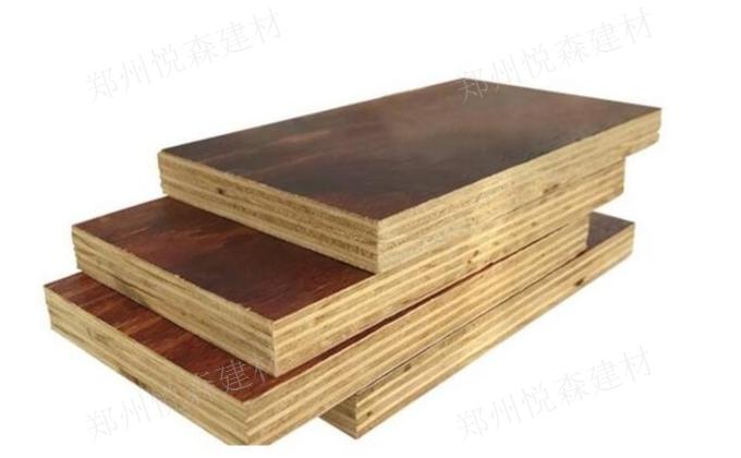 河南二手竹胶板多少钱一根 欢迎咨询  郑州市悦森建材供应