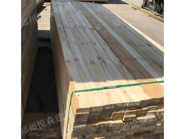 上海桥梁方木多少钱一根 诚信为本  郑州市悦森建材供应