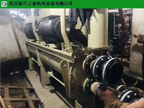 江岸医院格力螺杆式中央空调维护 服务为先 武汉新兴立康机电设备工程供应
